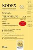 KODEX Sozialversicherung 2021, Band II