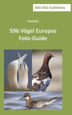596 Vögel Europas (eBook, ePUB)