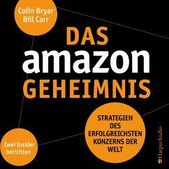 Das Amazon-Geheimnis (ungekürzt) (MP3-Download) - Bryar, Colin; Carr, Bill