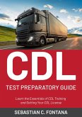 Cdl Test Preparatory Guide (eBook, ePUB)