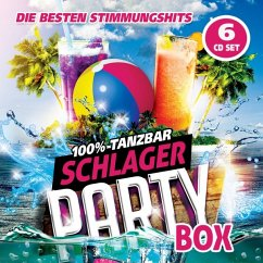 Schlager Party Box-6 Cd-Set - Diverse
