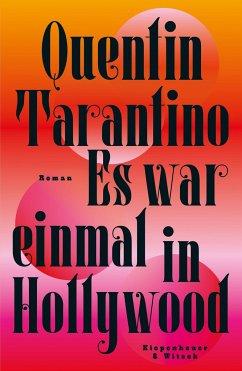 Es war einmal in Hollywood - Tarantino, Quentin