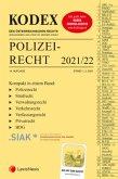 KODEX Polizeirecht 2021/22