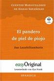 El pandero de piel de piojo / Das Lausfelltamburin (mit Audio)