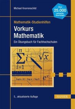 Vorkurs Mathematik (eBook, PDF) - Knorrenschild, Michael
