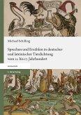 Sprechen und Erzählen in deutscher und lateinischer Tierdichtung vom 11. bis 17. Jahrhundert (eBook, PDF)