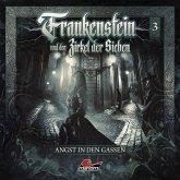 Frankenstein und der Zirkel der Sieben, Folge 3: Angst in den Gassen (MP3-Download)