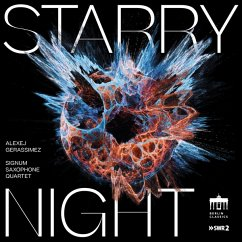 Starry Night - Gerassimez,Alexej/Signum Saxophone Quartet