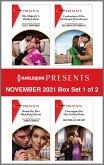 Harlequin Presents November 2021 - Box Set 1 of 2 (eBook, ePUB)