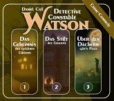Detective Constable Watson Box 01, 3 Audio-CD