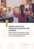 Studierende für den inklusiven Musikunterricht ausbilden