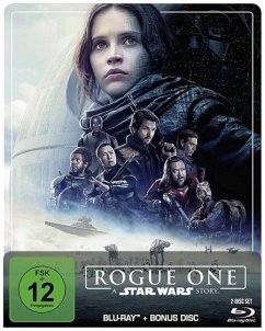 Rogue One: A Star Wars Story Steelbook