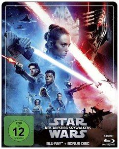 Star Wars: Der Aufstieg Skywalkers Steelbook