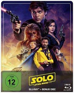 Solo - A Star Wars Story Steelbook
