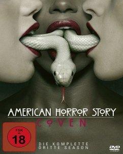 American Horror Story - Staffel 3 DVD-Box