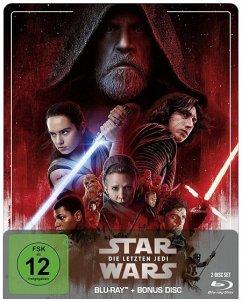 Star Wars: Die letzten Jedi Steelbook