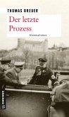 Der letzte Prozess (eBook, PDF)