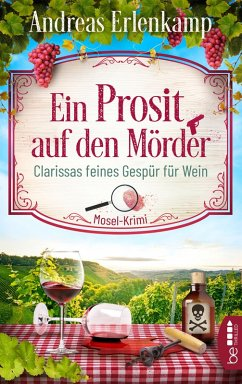 Ein Prosit auf den Mörder (eBook, ePUB) - Erlenkamp, Andreas