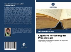 Kognitive Forschung der Phraseologie