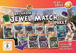 Das große Jewel-Match-Paket (PC)