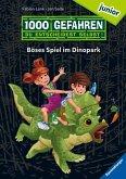1000 Gefahren junior - Böses Spiel im Dinopark