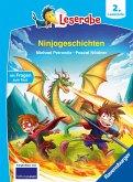 Ninjageschichten - Leserabe ab 2. Klasse - Erstlesebuch für Kinder ab 7 Jahren