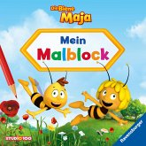 Die Biene Maja: Mein Malblock