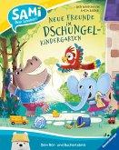 Neue Freunde im Dschungel-Kindergarten