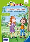 Eine Freundin für Mia - Leserabe ab Vorschule - Erstlesebuch für Kinder ab 5 Jahren