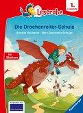 Die Drachenreiter-Schule - Leserabe ab 1. Klasse - Erstlesebuch für Kinder ab 6 Jahren