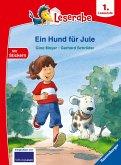 Ein Hund für Jule - Leserabe ab 1. Klasse - Erstlesebuch für Kinder ab 6 Jahren