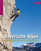 Kletterführer Bayerische Alpen - Von Bayrischzell bis Benediktbeuern