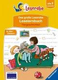 Das große Leserabe Leselernbuch: Tiergeschichten - Leserabe ab der 1. Klasse - Erstlesebuch für Kinder ab 5 Jahren