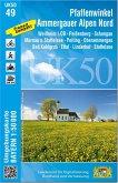 UK50-49 Pfaffenwinkel, Ammergauer Alpen Nord