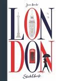 London Sketchbook (eBook, ePUB)