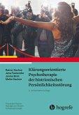 Klärungsorientierte Psychotherapie der histrionischen Persönlichkeitsstörung (eBook, ePUB)