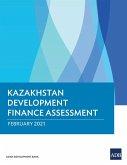 Kazakhstan Development Finance Assessment