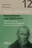 Konventionen und Tabubrüche (eBook, PDF)