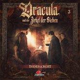 Dracula und der Zirkel der Sieben, Folge 3: Todesangst (MP3-Download)