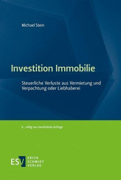 Investition Immobilie (eBook, PDF) - Stein, Michael