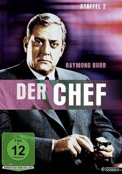 Der Chef - Staffel 2 DVD-Box
