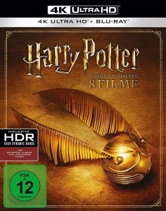 Harry Potter: The Complete Collection 4K UHD - Daniel Radcliffe,Rupert Grint,Emma Watson
