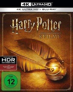 Harry Potter: The Complete Collection 4K UHD - Daniel Radcliffe,Rupert Grint,Emma Watson