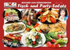 Bücher aus Königsborn - Fisch- und Party-Salate (eBook, ePUB)