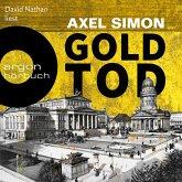 Goldtod - Gabriel Landow, Band 2 (Ungekürzt) (MP3-Download)