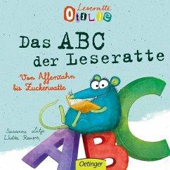 Von Affenzahn bis Zuckerwatte, das ABC der Leseratte (Restauflage) - Lütje, Susanne