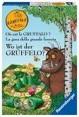 Ravensburger Kinderspiele - 20833 - Wo ist der Grüffelo? - Brettspiel für 2-4 Grüffelo-Fans ab 4 Jahren