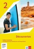 Découvertes 2. Ausgabe 1. oder 2. Fremdsprache. Cahier d'activités mit Mediensammlung, Vokabeltrainer und Übungssoftware 2. Lernjahr