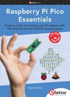 Raspberry Pi Pico Essentials - Ibrahim, Dogan