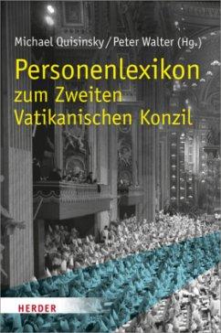 Personenlexikon zum Zweiten Vatikanischen Konzil (Restauflage)